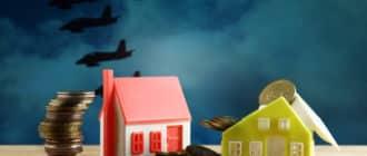 раздел недвижимости по военной ипотеке