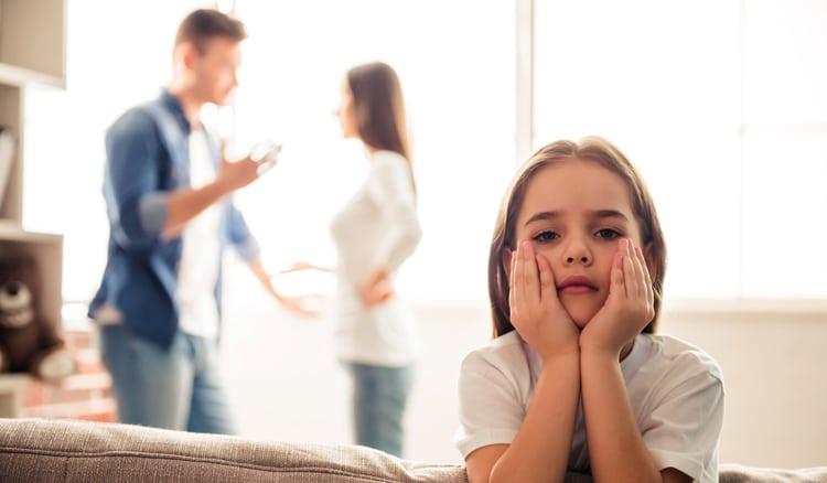 развод в гражданском браке с детьми