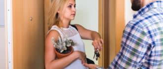 раздел квартиры если собственник муж