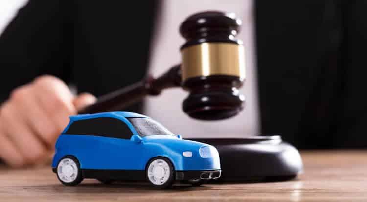 оценить автомобиль при разводе