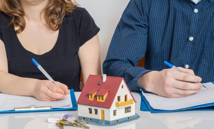 как разделит недвижимость по дду
