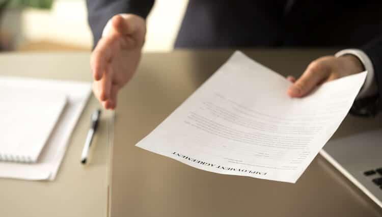 документы для встречного иска при разделе имущества