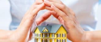 разделить дом за материнским капитал