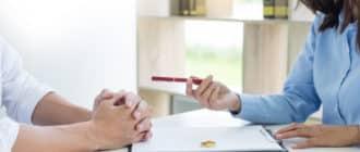 заявление на развод с разделом имущества между супругами